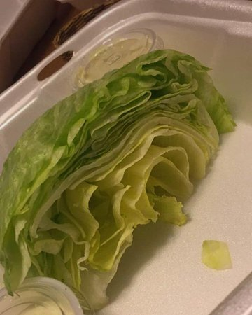West Reading, PA: Wedge Salad