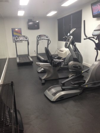 Prince George, Canada: Hotel exercise room