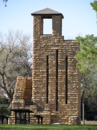 Lamar, CO: Pike Tower at Willow Creek Park