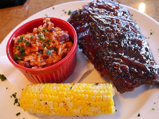 West Allis, WI: 1/2 Rack Chef Special