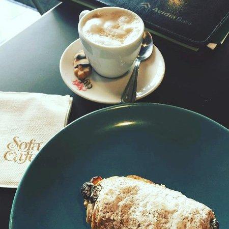 Framingham, MA: Latte + Pastry