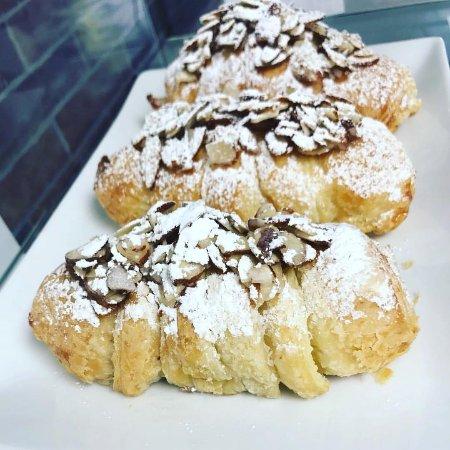 Framingham, MA: Almond Croissant