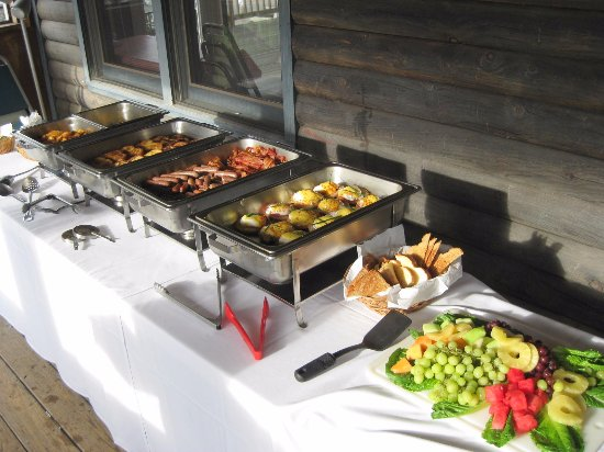 Loudon, Νιού Χάμσαϊρ: Buffets