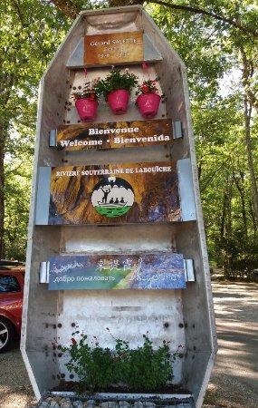 Foix, Frankrike: Un exemple de barque
