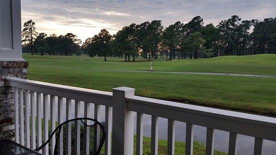 Myrtlewood Villas: Golf Area