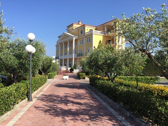 Villapiana, Italien: Trevligt hotell och bra bemötande.