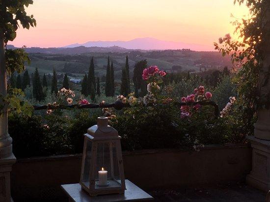 Montespertoli, Italia: la visuale