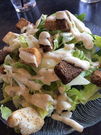 Lebanon, PA: Caesar side salad
