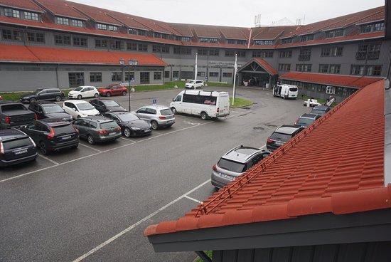 Gardermoen, Norway: View from room 2136