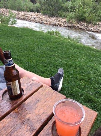 Aspen Winds on Fall River: so relaxing