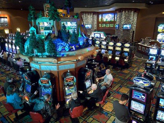 Coarsegold, CA: Casino Floor/Gaming Area