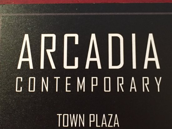 Arcadia Contemporary