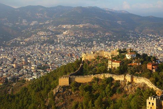 Alanya Kalesi (Castle): ...
