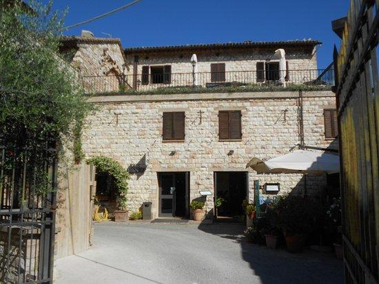 La Rocca Hotel: entrata Hotel