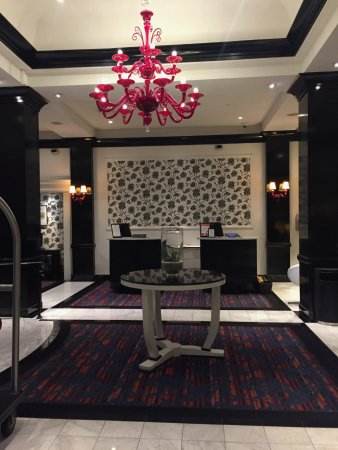 Hotel Shattuck Plaza: Lobby / Check In