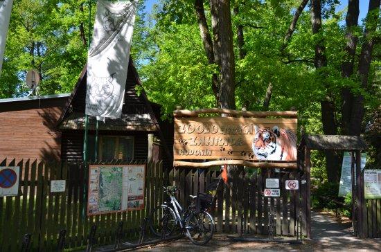 Hodonin, République tchèque : hlavní vchod