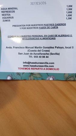San Juan De Aznalfarache, Spanien: Hasekura