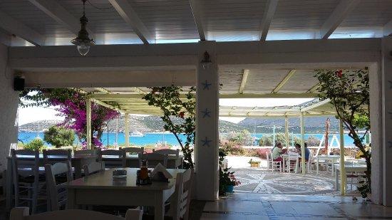 Agios Georgios, Greece: Zombos Taverna