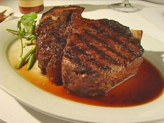 Builth Wells, UK: Only the best Welsh Black Steak