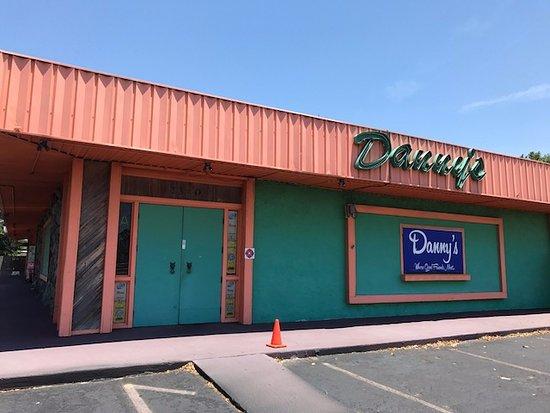 Palm Harbor, FL: Danny's Sports Pub - Where Good Friends Meet (Exterior of building, however, I'm told updates so