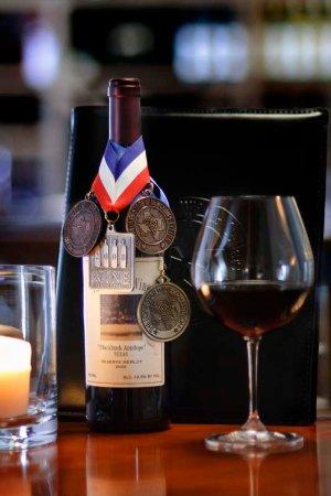 Lone Star Wine Cellars: Our 2008 Merlot is outstanding!