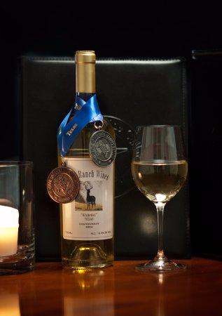 Lone Star Wine Cellars: Award winning chardonnay!
