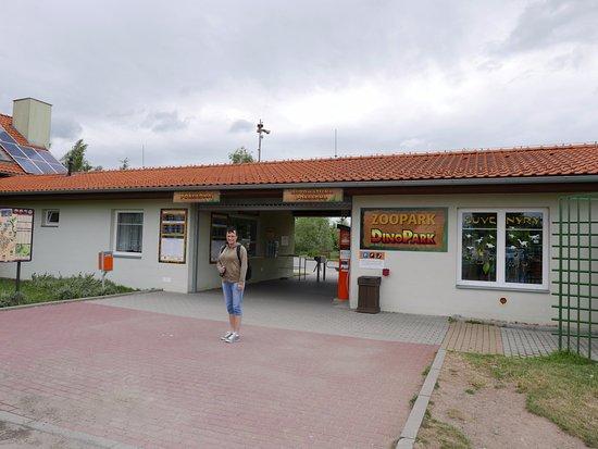 Vyškov, Česká republika: vchod