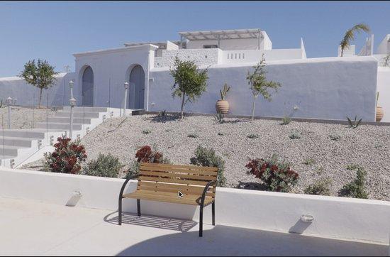 Lachania, Greece: New villas
