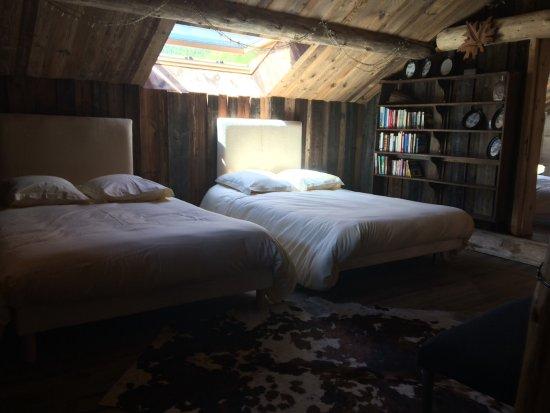 Correncon-en-Vercors, Frankrijk: La literie est parfaite, neuve et confortable.