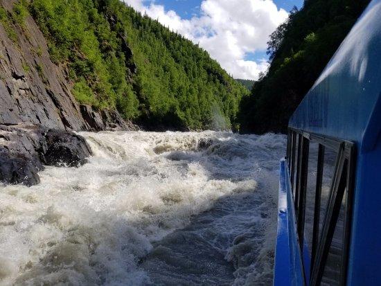 Devils Canyon Tour Alaska