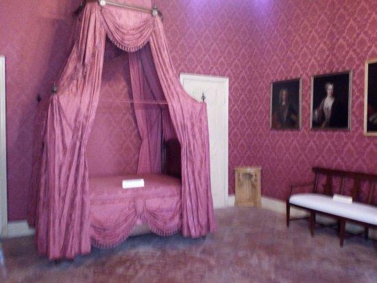 Asti, Italy: La stanza natale di Vittorio Alfieri