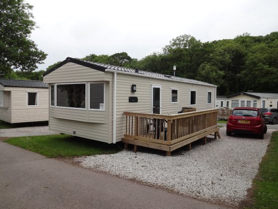 Parkdean - St Minver Holiday Park: Caravan 114