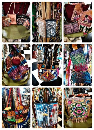 Jefferson, TX: We have a wide variety of purses and hand bags!