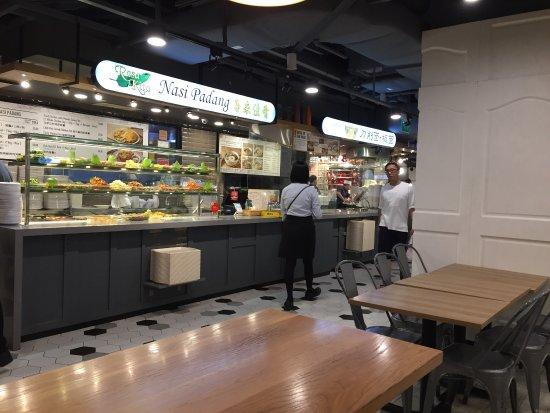 Shaw Centre: SHAW Center Foodmarket - Singapore