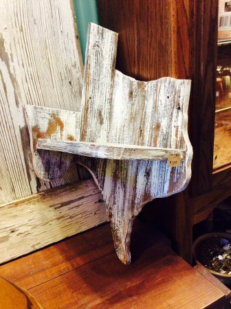 Jefferson, TX: Texas corner shelf $35 available in other colors!
