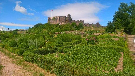 Chateau d'Epinal