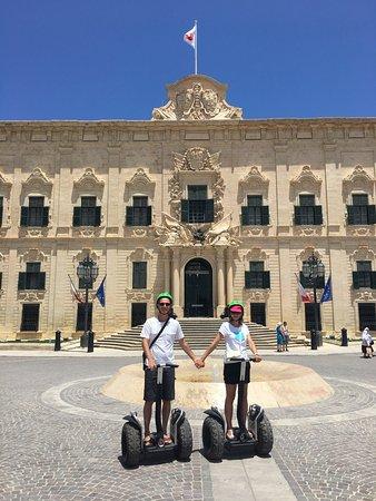 Malta Segway Tours - Valletta Tour