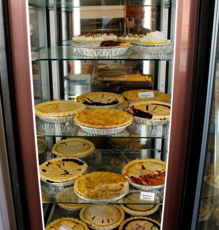Kamiah, Αϊντάχο: Pie Case