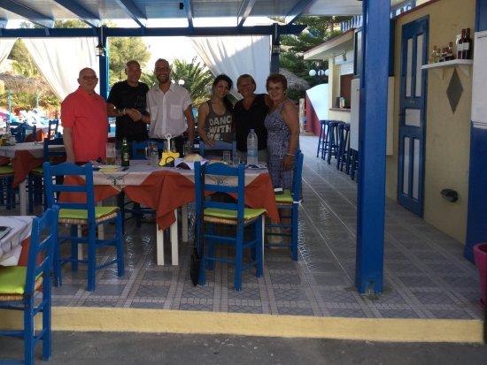 Villa Michalis: Lovely people very friendly.