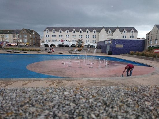 Drift Park Water Play Area Rhyl Top Tips Before You Go With Photos Updated 2018