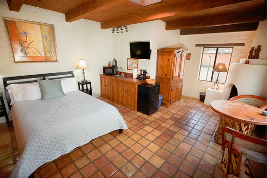Tubac, AZ: King and Queen's Quarters