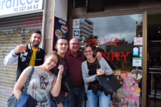 Bar Henry: Un caffè da henry