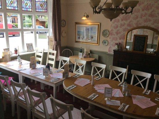 Headcorn, UK: Our Dinning Room