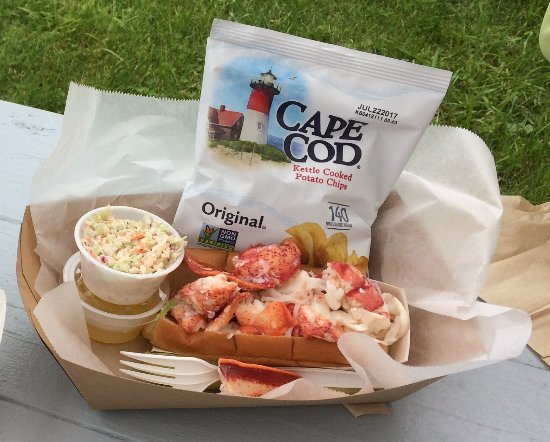 South Thomaston, ME: Lobster Roll
