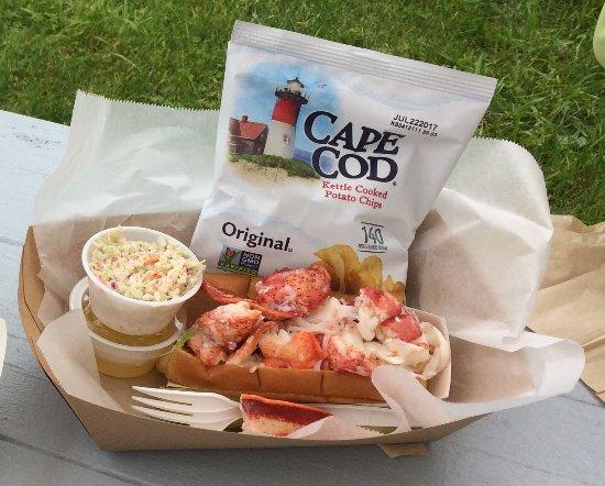 South Thomaston, Μέιν: Lobster Roll
