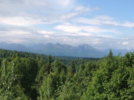 Trapper Creek, AK: Mountain