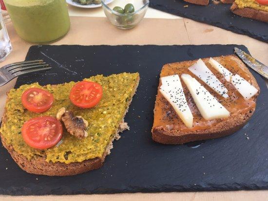 Paradicsomos tofus rizs picture of vegan restaurant la libelula vegan cafe fuengirola - La libelula fuengirola ...