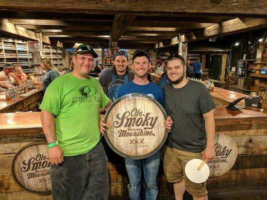 Ole Smoky Tennessee Moonshine : received_1468959609829216_large.jpg