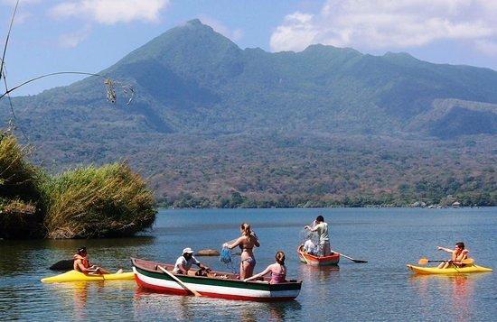 Resultado de imagen para lago cocibolca