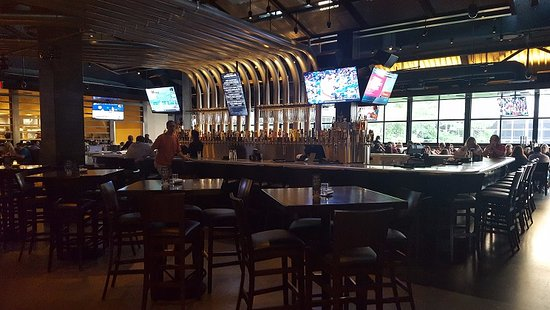 The Main Dining Area Picture Of Yard House San Antonio